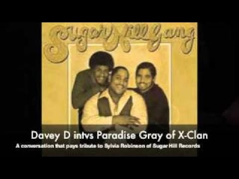 Davey D Interviews paradise Gray about Sylvia Robinsons legacy