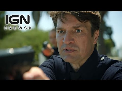 Nathan Fillion Teasing Uncharted Movie?  IGN