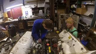 Remontage moteur 4L