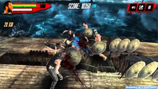 300 Rise of an Empire Unity 3d Short Gameplay HD