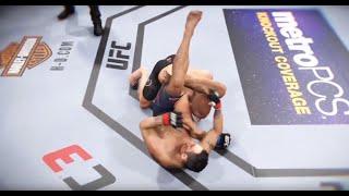Конор МакГрегор VS Тони Фергюсон (Полное видео боя: UFC 3)