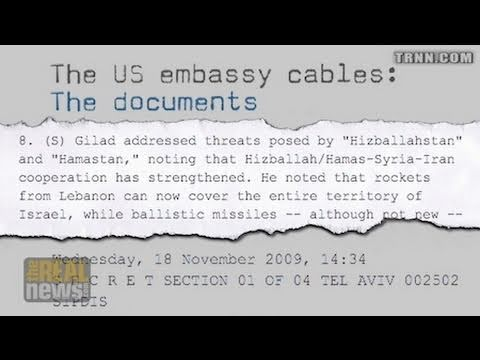 Wikileaks: Hezbollah Rockets Cover All of Israel
