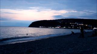 Море, море, край бездонный...