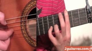clases de guitarra ejercicio de arpegio parte 4