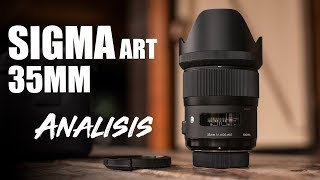 Analisis Sigma 35mmArt