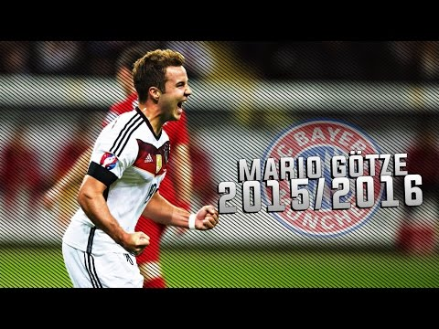 Mario Götze ● FC Bayern München ● 2015-2016 | HD