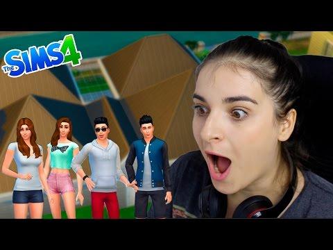 CONSTRUINDO A HOUSE! | Sims 4 (4) - PupiGames
