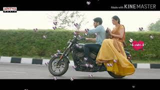 Lovers Bike Ride 💖 Kannai Katti Kondu Un Pinnal