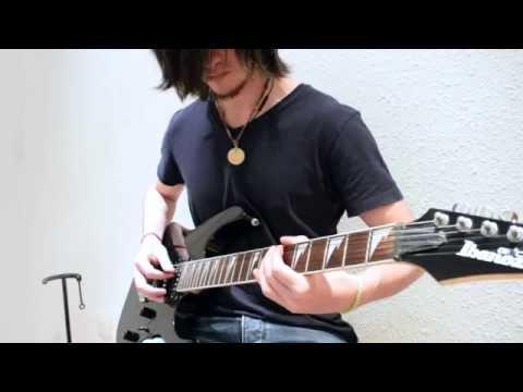 Warriors - Imagine dragons (guitar cover)