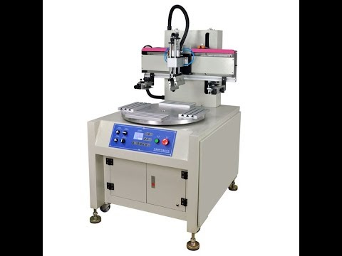 Automatic Screen Printing Machine For Case,Mobile Power Shell Screen Printing Equipment