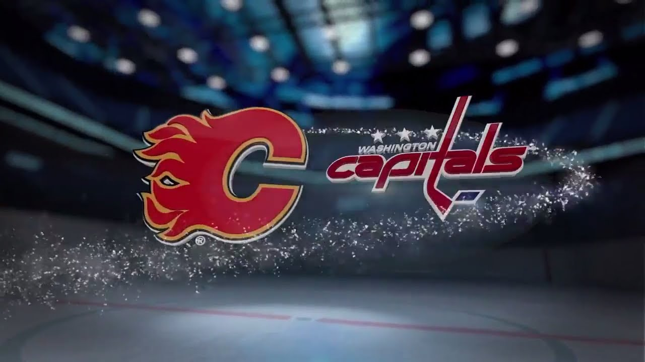 Calgary Flames vs Washington Capitals - Nov. 20, 2017 ...