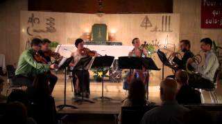 Beethoven Sextet (3/3) for 2 Horns and Strings, Op. 81b