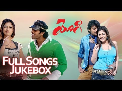 Yogi (యోగి) Movie Full Songs  || Jukebox || Prabhas,Nayanathara