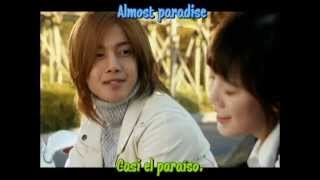 ost boys over flowers paradise - t-max (sub esp y romanizacion  )