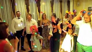Танцевальный батл на свадьбе 2018 Запорожье ведущая тамада Мария