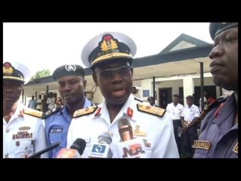 Chief of Naval Staff On Police Fracas