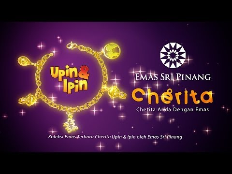 Promo Cherita Emas Sri Pinang Upin & Ipin [HD] Travel Video