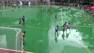 賽馬會5人足球賽 U10 JCPS vs 滬江維多利亞學校