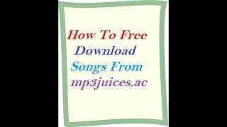 how-to-free-download-from-mp3juices-ac