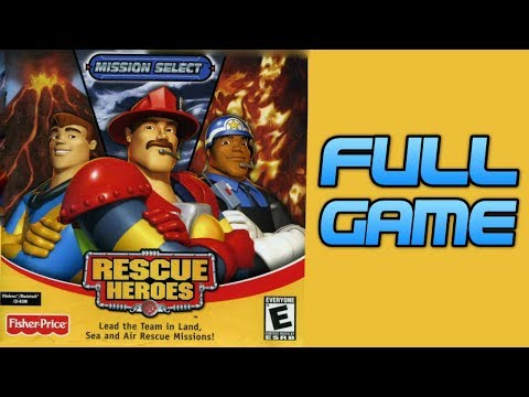 Whoa, I Remember: Rescue Heroes Mission Select: Full Game