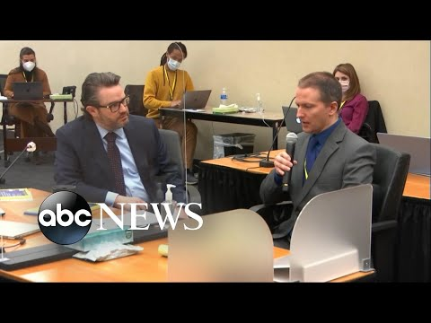 Breaking down Derek Chauvin's choice to plead the Fifth