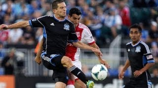 HIGHLIGHTS: San Jose Earthquakes vs. Portland Timbers | July 27, 2013