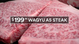 how to cook wagyu steak at home