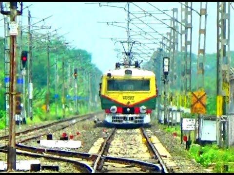 Down Krishnanagar/KNJ to Sealdah/SDAH local