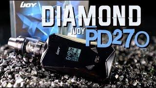 DIAMOND PD270 Kit by iJOY ~Vape Mod Kit Review~