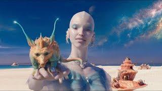 """Гибель принцессы и планеты """"Валериан и город тысячи планет"""" отрывок из фильма"""