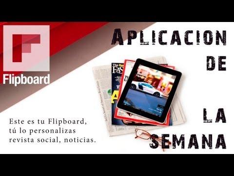 App de la Semana: Flipboard