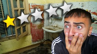 I Went to The Worst Reviewed Hotel in Eastern Europe (SHOCKING!)