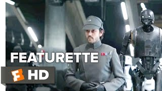 Rogue One: A Star Wars Story Featurette - Living in Star Wars (2016) - Felicity Jones Movie