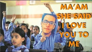 She Proposed Me, I Complained to the Teacher (Story Time)