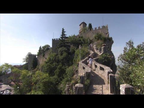 Der Zwergstaat San Marino | Euromaxx - Europas Kleinste