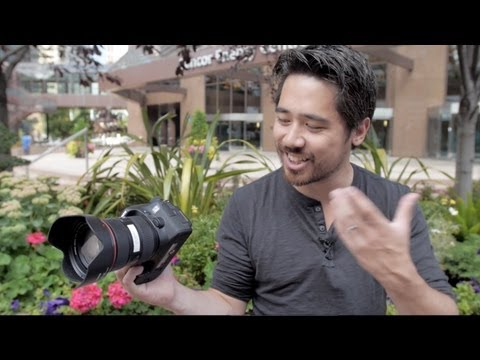 Canon 70D Hands-On Field Test