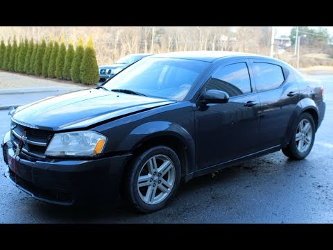 2010 Dodge Avenger Express Online at Tays Realty & Auction, LLC