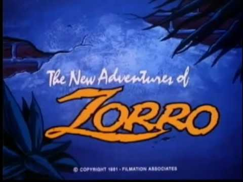 Zorro Cartoon In 3d The Tyrant Youtube