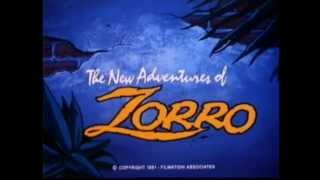 Zorro Cartoon In 3D  - The Tyrant