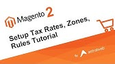 How to setup Magento 2 GST Extension | India - YouTube
