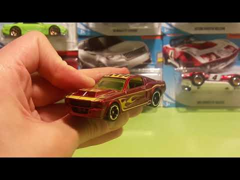 Hot Wheels Ford Shelby GT-500 Unboxing!
