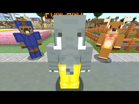 Minecraft Xbox - Fair Day [599]