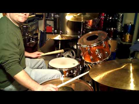 John Bonham GALLOWS POLE Drums * Part 3  LED ZEPPELIN   *Additional Info
