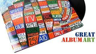 Radiohead's Great Album Art