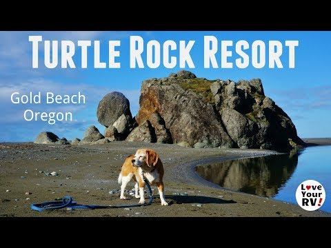 Highlights from our Stay at Turtle Rock Resort in Gold Beach, Oregon