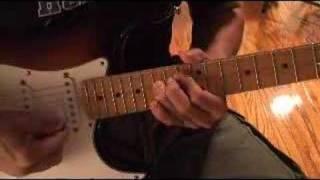 how to play Santana