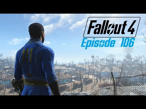 FALLOUT 4 (Survival) Ep. 106 : I need a lot of drinks