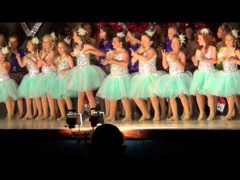 Central Holmes Christian School Dance Recital 2013
