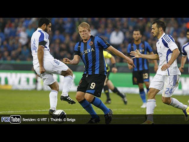 2011-2012 - Europa League - 01. 2de Voorronde - Club Brugge - FK Qarabag 4-1