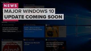 Spring Windows 10 update coming April 30 (CNET News)